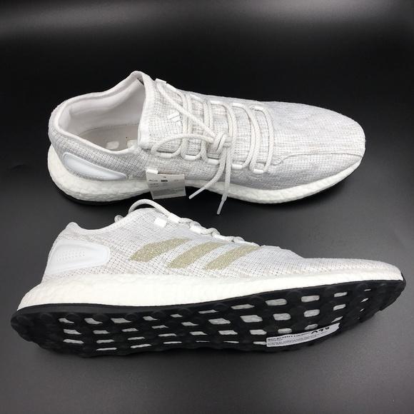 f77ca80634358 Adidas Mens Pureboost Running Shoes BB6277 15